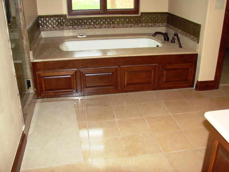 R & R Custom Woodworks - GALLERY Laundry Rooms Old world style ...